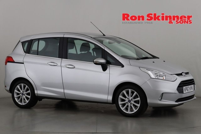 View our 2017 67 FORD B-MAX 1.0 TITANIUM NAVIGATOR 5d 100 BHP