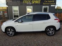 USED 2014 64 PEUGEOT 2008 1.6 e-HDi Crossway (s/s) 5dr Nav, DAB, Bluetooth