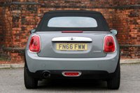 USED 2016 66 MINI CONVERTIBLE 1.5 Cooper (s/s) 2dr **SOLD AWAITING COLLECTION**