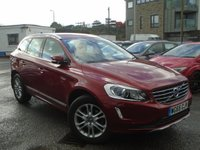 USED 2015 65 VOLVO XC60 2.4 D5 SE LUX NAV AWD 5d AUTO 217 BHP FANTASTIC CONDITION+LOW MILES