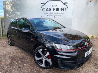 2016 VOLKSWAGEN GOLF 2.0 GTI LAUNCH 3d 218 BHP £15450.00