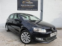 USED 2013 13 VOLKSWAGEN POLO 1.4 SEL 5d 85 BHP