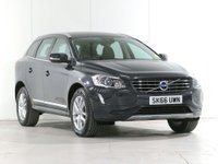 USED 2016 66 VOLVO XC60 2.4 D4 SE Lux Nav AWD Auto [4WD] [£1,150 OPTIONS] 4WD WINTER-PK SPARE-WHEEL FVSH