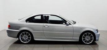 2005 BMW 3 SERIES 2.2 320CI M SPORT 2d AUTO 168 BHP £3495.00