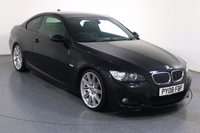 USED 2008 08 BMW 3 SERIES 3.0 325I M SPORT 2d AUTO 215 BHP 3 OWNERS From New