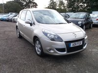 2011 RENAULT SCENIC 1.5 DYNAMIQUE TOMTOM DCI 5d 110 BHP £2995.00