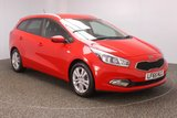 USED 2015 65 KIA CEED 1.4 SR7 5DR 1 OWNER 98 BHP FULL SERVICE HISTORY + PARKING SENSOR + BLUETOOTH + MULTI FUNCTION WHEEL + AIR CONDITIONING + RADIO/CD/AUX/USB + XENON HEADLIGHTS + ELECTRIC WINDOWS + ELECTRIC MIRRORS + 16 INCH ALLOY WHEELS