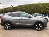 USED 2016 66 NISSAN QASHQAI 1.5 DCI N-CONNECTA 5d WITH EXECUTIVE PACK AND SAT NAV NO DEPOSIT  PCP/HP FINANCE ARRANGED, APPLY HERE NOW