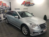 USED 2011 MERCEDES-BENZ R CLASS 3.0 R350 CDI 4MATIC 5d AUTO 265 BHP 7 SEATER