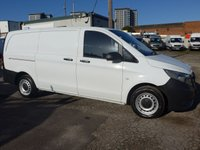 2015 MERCEDES-BENZ VITO 114 BLUETEC LWB, 136 BHP [EURO 6] SOLD