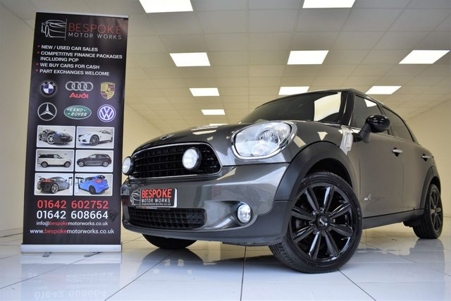 2012 62 MINI COUNTRYMAN 1.6 COOPER D ALL4 5 DOOR