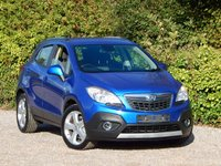 USED 2014 63 VAUXHALL MOKKA 1.7 EXCLUSIV CDTI S/S 5d 128 BHP NEW MOT ON PURCHASE, SERVICE HISTORY, FINANCE AVAILABLE