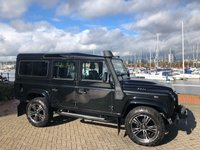 USED 2015 15 LAND ROVER DEFENDER 2.2 TD XS STATION WAGON 5d 122 BHP STUNNING DEFENDER XS!  6 SEATER!
