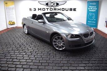 2007 BMW 3 SERIES 3.0 325I SE 2d AUTO 215 BHP £5995.00