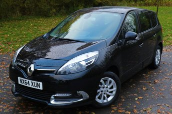 2014 RENAULT GRAND SCENIC 1.5 DYNAMIQUE TOMTOM ENERGY DCI S/S 5d 110 BHP £8099.00