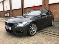 2014 BMW 3 SERIES 2.0 320I M SPORT TOURING 5d AUTO 181 BHP SOLD