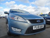 2010 FORD MONDEO 2.0 ZETEC TDCI 5d 140 BHP GREAT DRIVE MUST SEE £2295.00