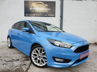USED 2016 16 FORD FOCUS 1.5 ZETEC S TDCI 5d 118 BHP