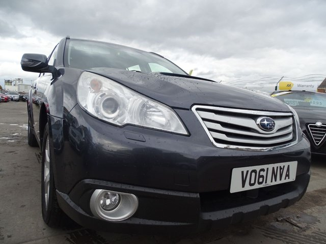 USED 2011 61 SUBARU OUTBACK 2.0 S BOXER D AWD 5d 150 BHP VERY CLEAN CAR