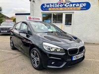 2015 BMW 2 SERIES 1.5 216D SPORT ACTIVE TOURER 5d 114 BHP £9995.00