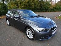2016 BMW 3 SERIES 2.0 320D ED PLUS TOURING 5d 161 BHP £9490.00