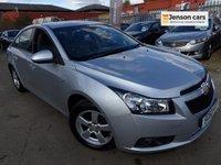 2011 CHEVROLET CRUZE 1.6 LS 4d 111 BHP £2990.00