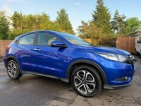 USED 2016 16 HONDA HR-V 1.5 I-VTEC SE 5d 129 BHP CLEAN EXAMPLE WITH FULL SERVICE HISTORY NO DEPOSIT PCP/ECP/HP FINANCE ARRANGED, APPLY HERE NOW