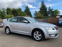 2014 SKODA OCTAVIA 2.0 TDI SE CR 5d VERY CLEAN EXAMPLE WITH ALLOYS AND CLIMATE CONTROL £7000.00