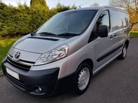 USED 2014 64 TOYOTA PROACE 2.0 L1H1 HDI 1200 P/V 127 BHP Full Toyota Service History. Cam belt Just Done. Great Spec.