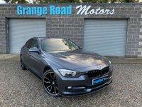 2014 BMW 3 SERIES 2.0 320D SPORT 4d AUTO 184 BHP £12250.00