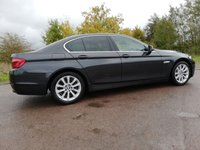 USED 2013 13 BMW 5 SERIES 2.0 520D SE 4d AUTO 181 BHP P/X AND FINANCE AVAILABLE