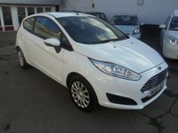 2015 FORD FIESTA 1.2 STYLE 3d 59 BHP £5495.00