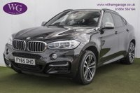 2015 BMW X6 3.0 M50D 4d AUTO 376 BHP £27995.00