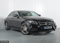 USED 2016 16 MERCEDES-BENZ E CLASS 2.0 E 220 D AMG LINE 4d AUTO 192 BHP Call us for Finance