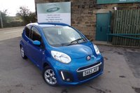USED 2013 63 CITROEN C1 1.0 VTR PLUS 3d 67 BHP Service History (4 Stamps) Zero Rate Road Tax