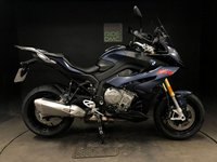 2017 BMW S 1000 XR SE SPORT. 2017. FSH. 6578 MILES. TOP SPEC. GREAT CONDITION £10250.00
