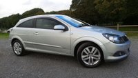 USED 2008 08 VAUXHALL ASTRA 1.6 SXI 3d 115 BHP 2 X KEYS, ALLOY WHEELS, AIR-CONDITIONING, REMOTE LOCKING, ELECTRIC WINDOWS, ELECTRIC MIRRORS, METALLIC PAINT, NATION WIDE DELIVERY, SAME DAY FINANCE