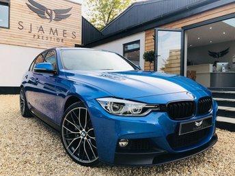 2017 BMW 3 SERIES 3.0 335D XDRIVE M SPORT 4d 308 BHP £20990.00