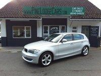 2010 BMW 1 SERIES 2.0 116I SPORT 5d 121 BHP £4195.00