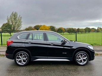 2017 BMW X1 2.0 XDRIVE20I XLINE 5d AUTO 189 BHP £20995.00