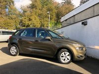 USED 2013 CITROEN C4 PICASSO 1.6 HDI VTR 5d 91 BHP