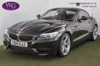 2014 BMW Z4 2.0 Z4 SDRIVE20I M SPORT ROADSTER 2d AUTO 181 BHP £14995.00