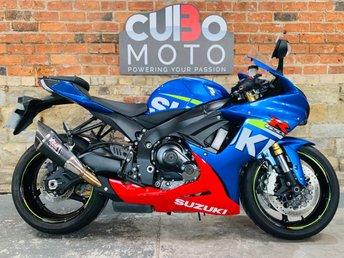 2016 SUZUKI GSXR750 L6 MotoGP Edition £7490.00