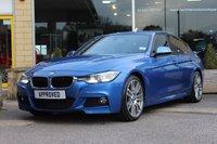 2016 BMW 3 SERIES 3.0 330D M SPORT 4d AUTO 255 BHP £16489.00