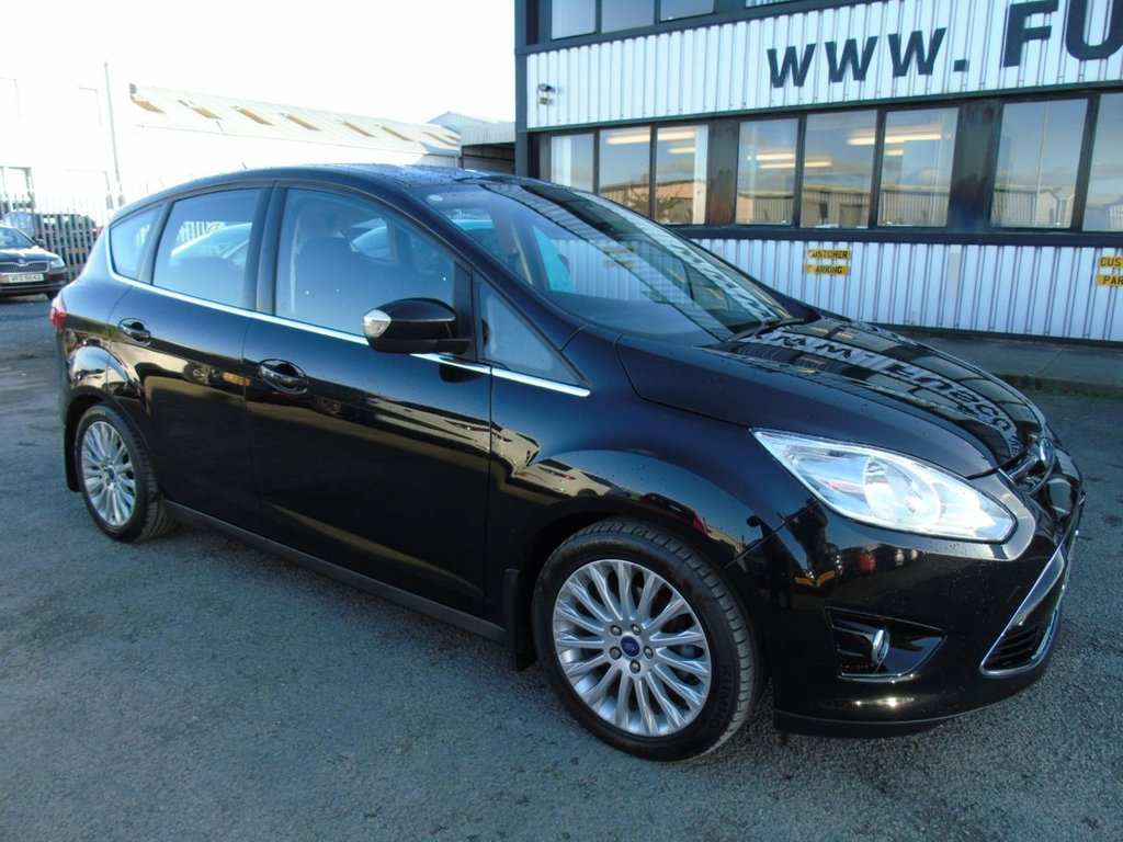 USED 2013 FORD C-MAX 1.6 TITANIUM TDCI 5d 114 BHP £113 a month, T&Cs apply.