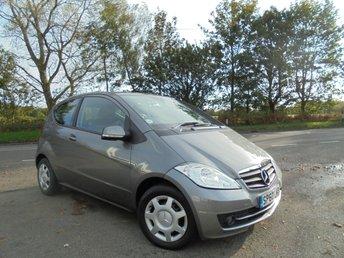 2010 MERCEDES-BENZ A CLASS 1.5 A160 CLASSIC SE 3d AUTO 95 BHP £4995.00