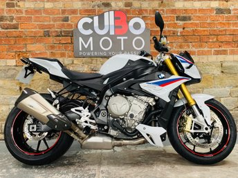 2018 BMW S1000R SPORT  £9990.00