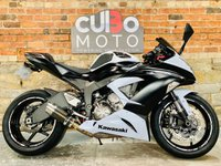 USED 2013 13 KAWASAKI ZX-6R 636 EDF  Delkevic Exhaust + Extras