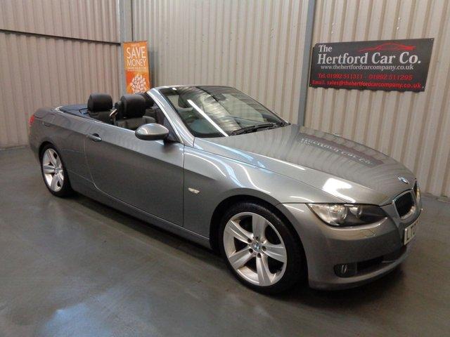 2007 07 BMW 3 SERIES 3.0 325I SE 2d AUTO 215 BHP