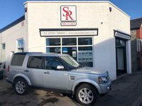 2011 LAND ROVER DISCOVERY 3.0 4 SDV6 XS 5d AUTO 245 BHP £12495.00